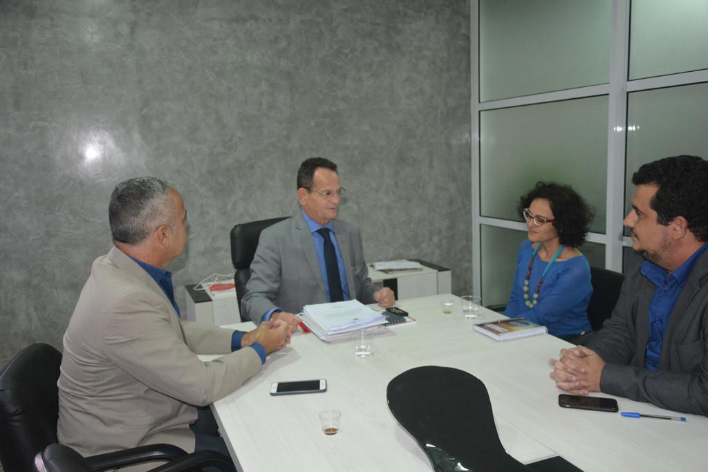 Gerardo Rabelo Visita o Presidente 15-03-2017 001